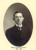 William Alexander McCain II, 1862 - 1908